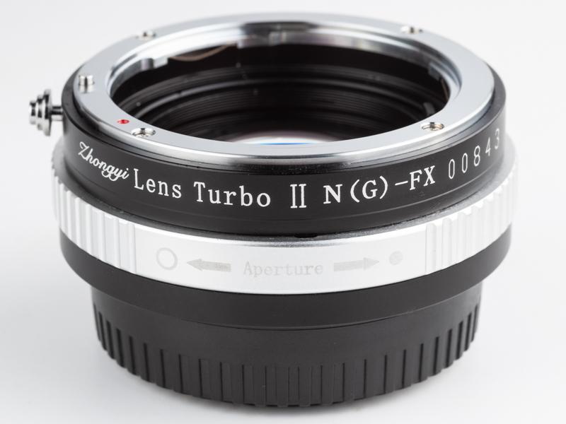 Lens Turbo II NG-FX