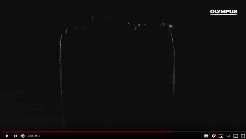 YouTube Olympus OM-Dチャンネル「20190103 OM-D」より