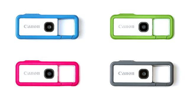 カラーバリエーションはピンク、グリーン、ブルー、ブラックの4色。