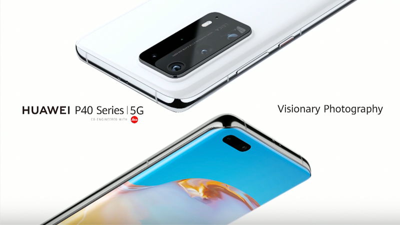 """「<a href=""""https://www.youtube.com/watch?v=x4nFTqmuQxY"""" class=""""n"""" target=""""_blank"""">HUAWEI P40 Series Online Global Launch Event</a>」より(以下同)"""