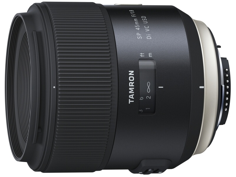 SP 35mm F/1.8 (Model F012)とSP 45mm F/1.8 (Model F013(2015年)