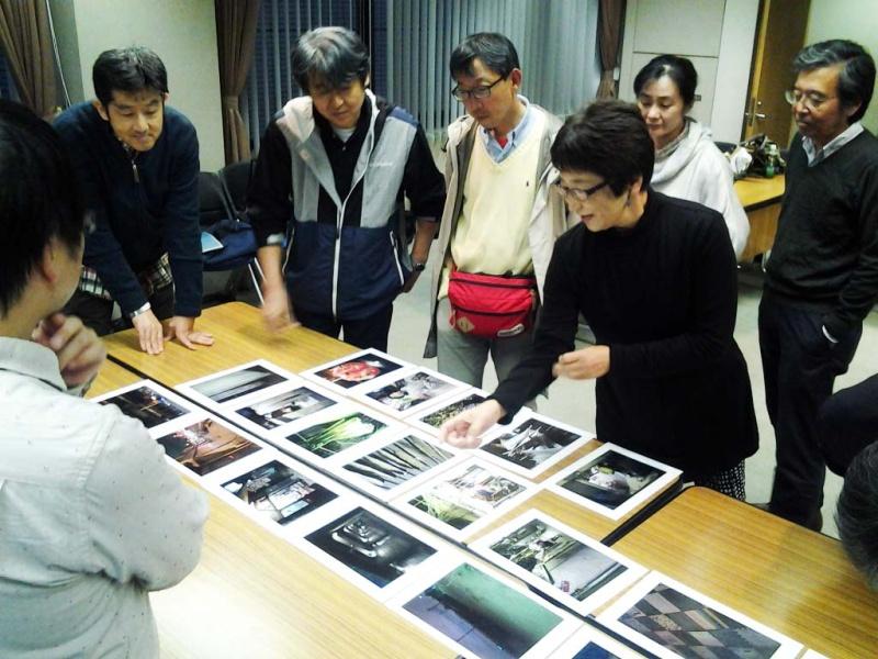 業界写真クラブ講評会(2013年)市川さん提供