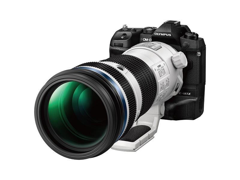 OLYMPUS OM-D E-M1Xに「M.ZUIKO DIGITAL ED 150-400mm F4.5 TC1.25x IS PRO」を装着