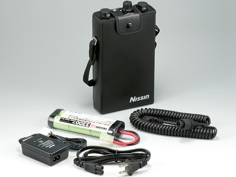 <center>終売対象のバッテリーを使用する製品のひとつ「パワーパックPS-300」</center>