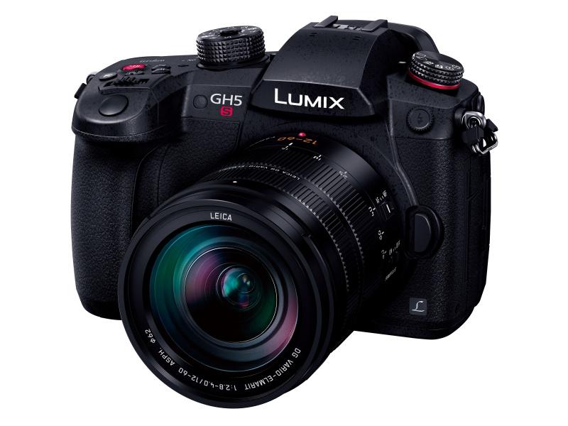 対象機種のひとつ「LUMIX GH5S」