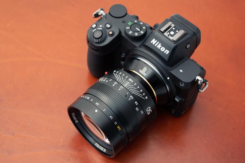 Nikon Z 5との組み合わせ例