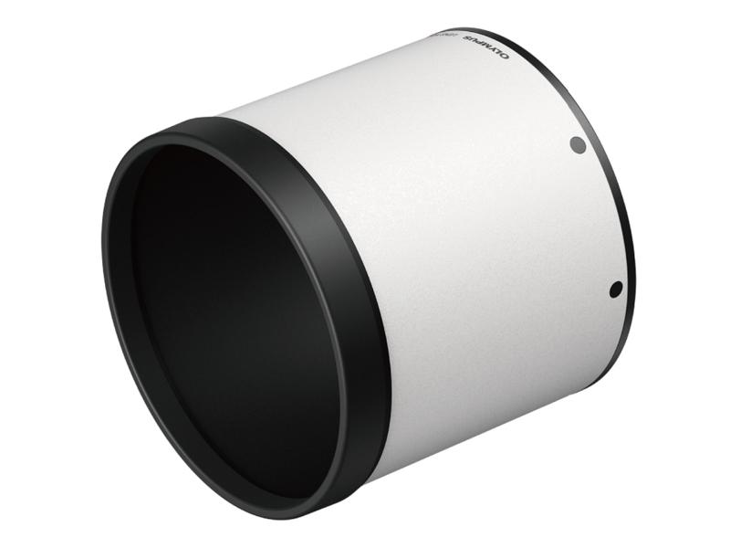 レンズフード「LH-115」(同梱品。単体では税別8万2,500円)