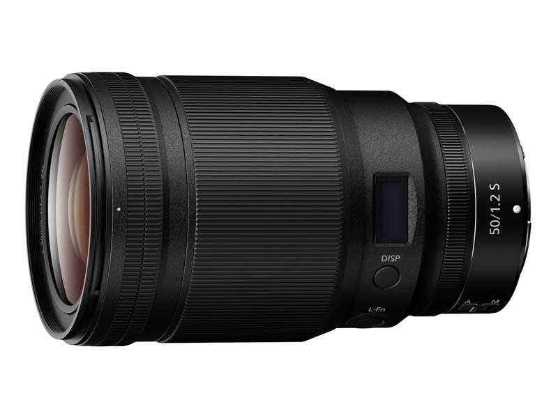 NIKKOR Z 50mm f/1.2 S