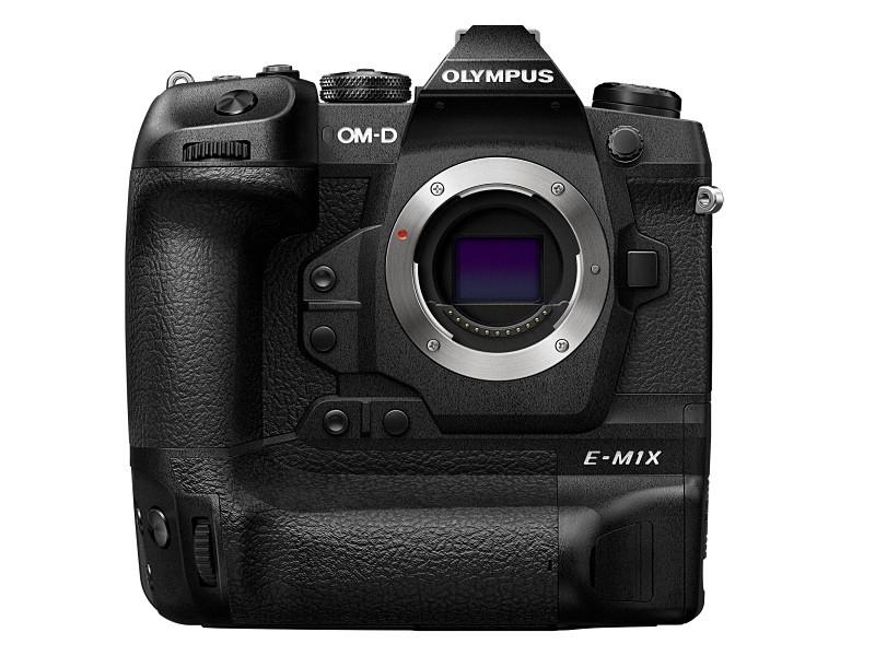 OM-D Webcam Beta対応製品のひとつ「OLYMPUS OM-D E-M1X」