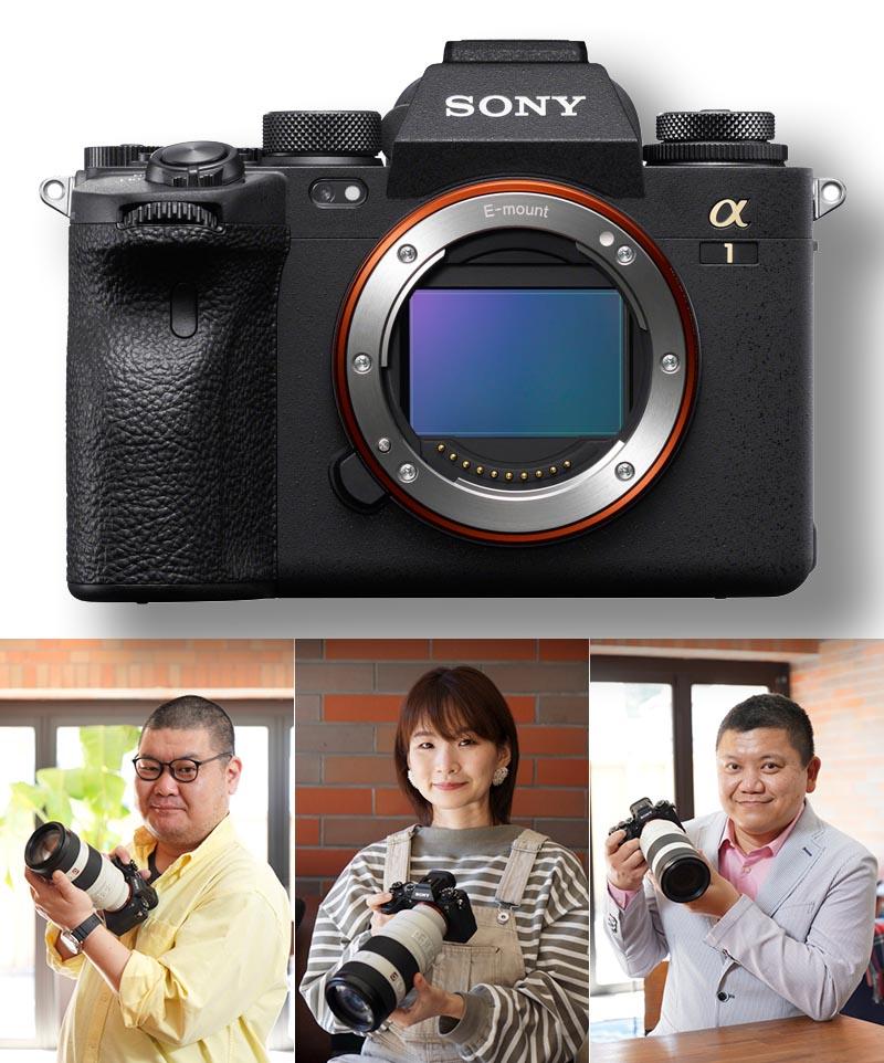 本座談会の参加者。左から猪狩友則さん、大村祐里子さん、桃井一至さん