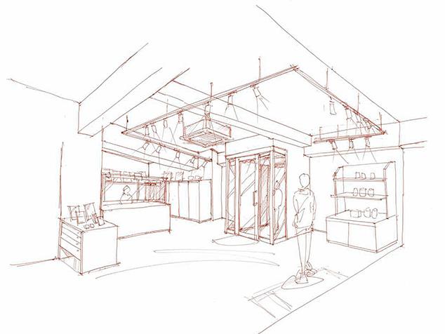 「ピクトリコ ショップ&ギャラリー」の店舗イメージ