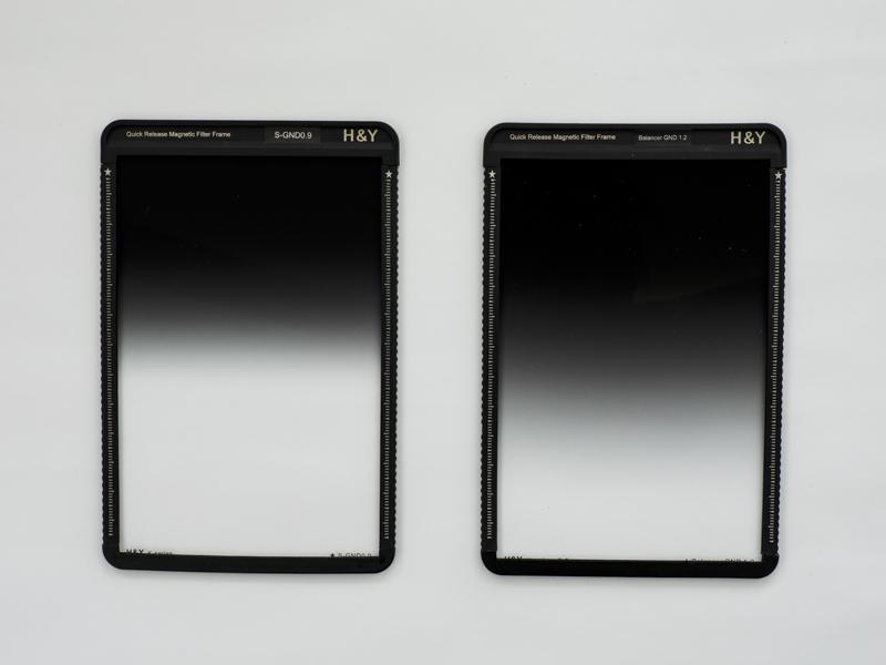 (左)ソフトGNDフィルター、(右)バランサーGNDフィルター