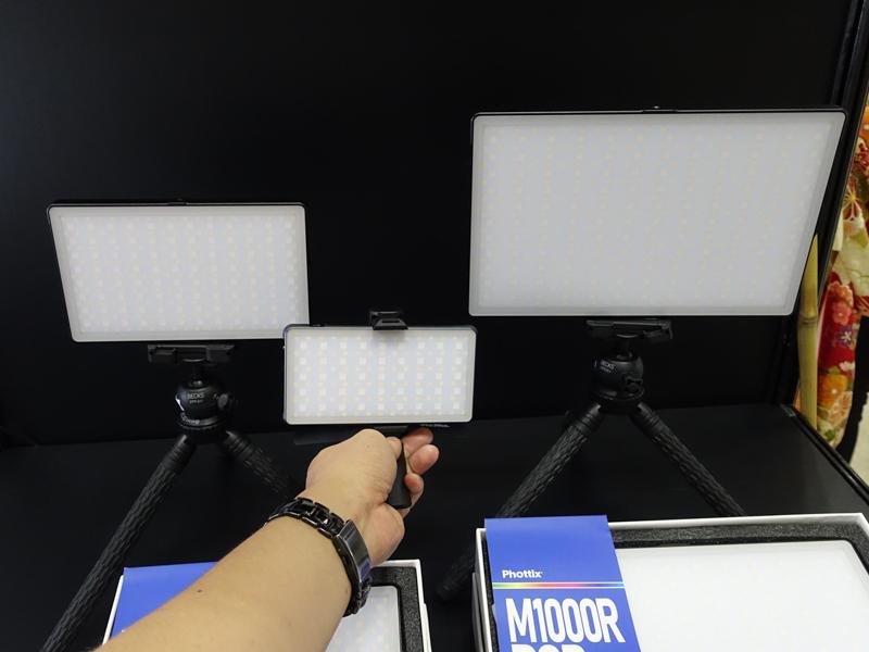 左からM500、M200、M1000