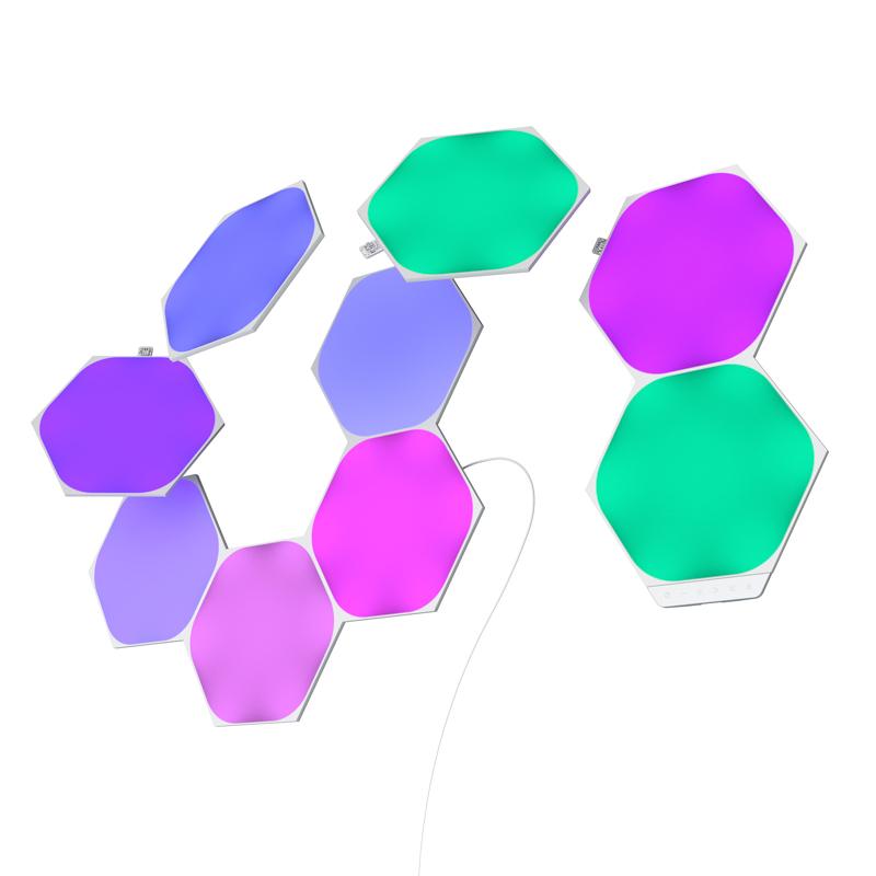 正六角形のパッケージ一式