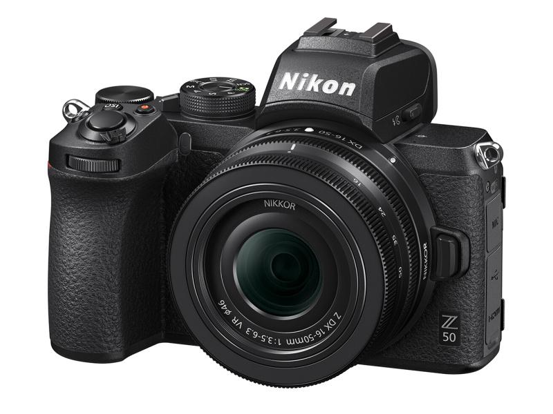 対象カメラのひとつ「Z 50」