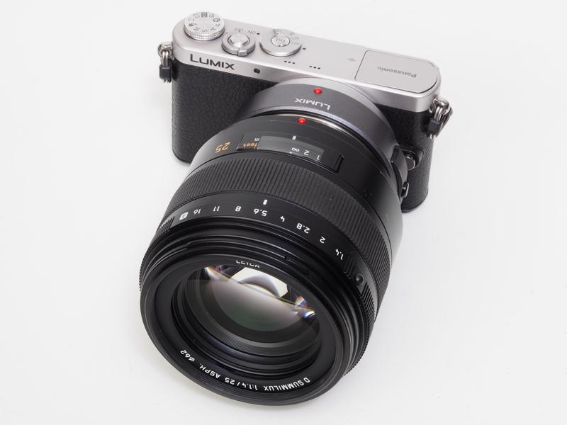 LEICA D SUMMILUX 25mm F1.4 ASPH.正統派の標準大口径単焦点。マイクロフォーサーズ用の同スペックのレンズより性能面では劣るようだが、開放時の味わいがこちらの方があるのではないかという印象を持っています。