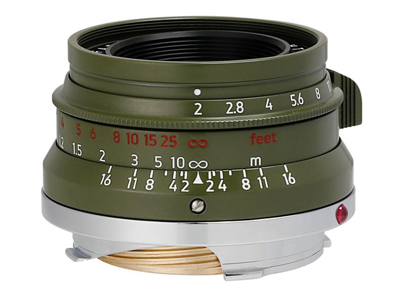 LIGHT LENS LAB 35mm f2(Safari Limited Edition)