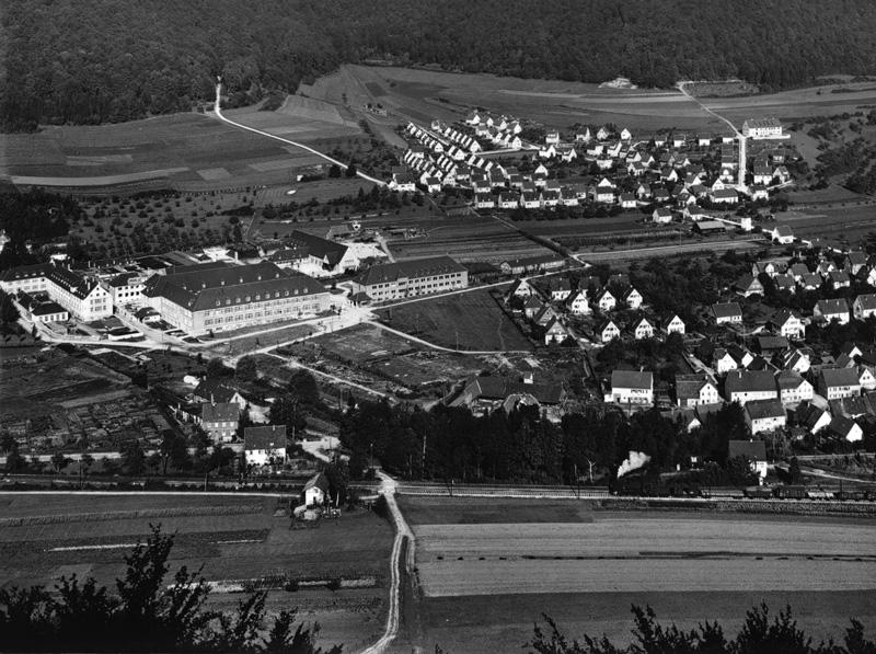 オーバーコッヘンにおける新たな工場のスタート(1946年)