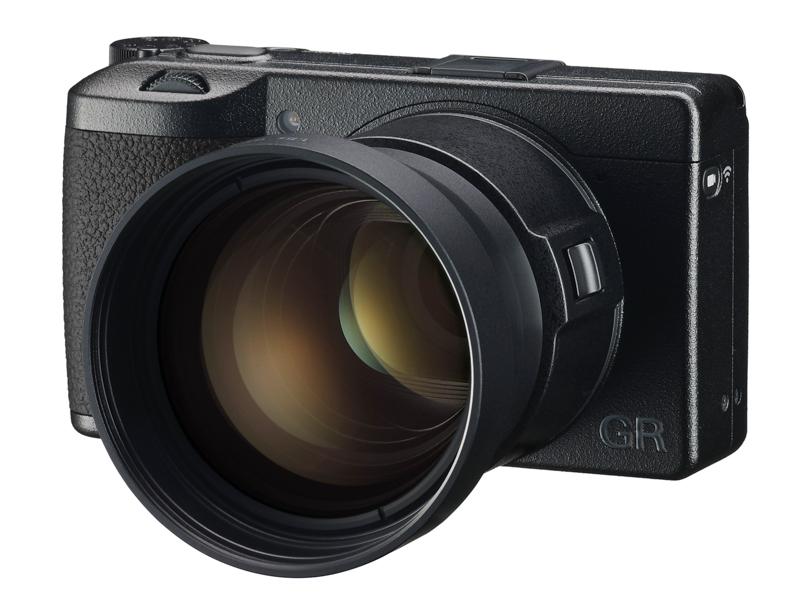 テレコンバージョンレンズ「GT-2」+レンズアダプター「GA-2」