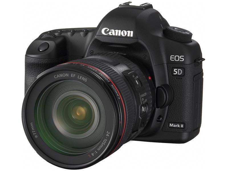 <b>EOS 5D Mark II</b>
