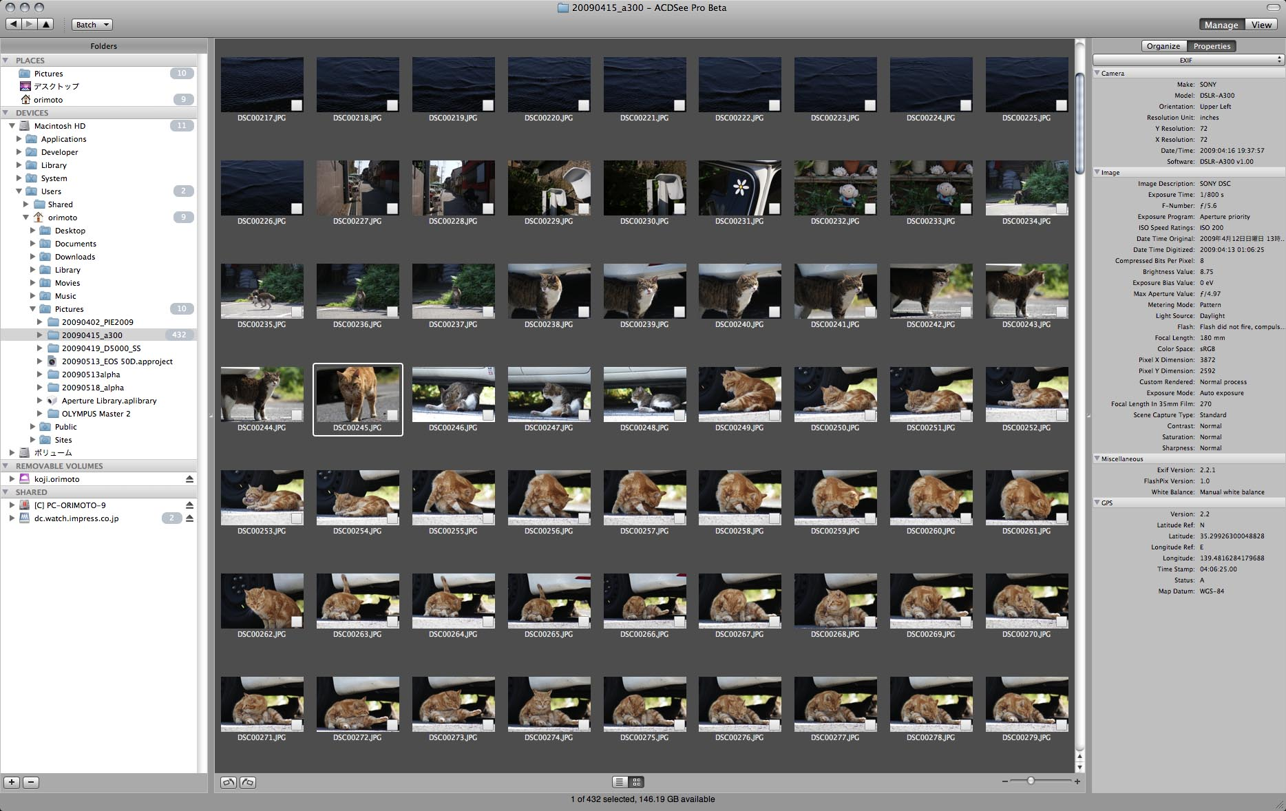 <b>ACDSee Pro Photo Manager for Mac</b>