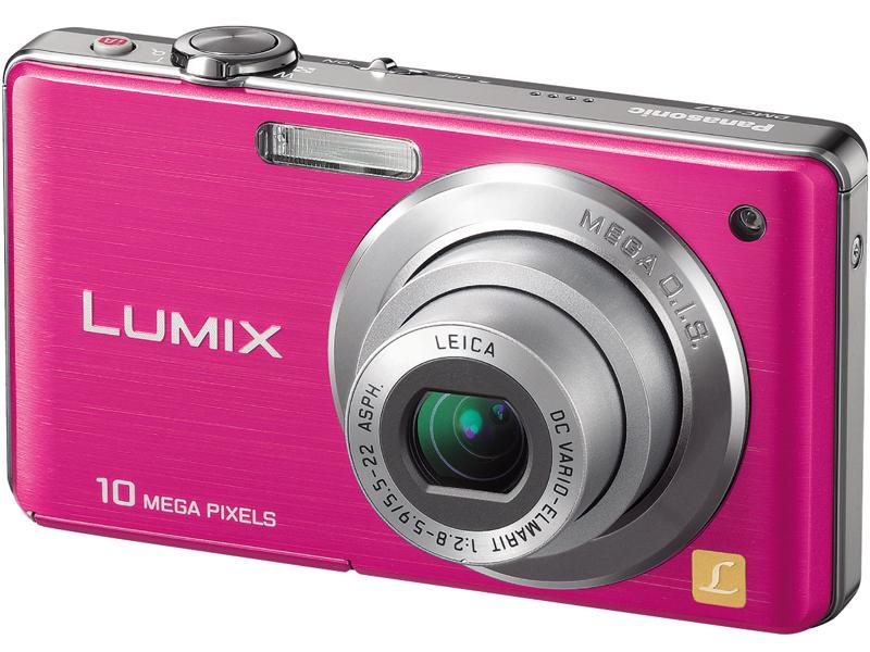 <b>LUMIX DMC-FS7(ピンク)</b>