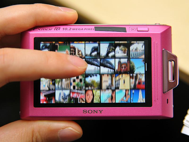 <b>DSC-TX1(ピンク)</b>