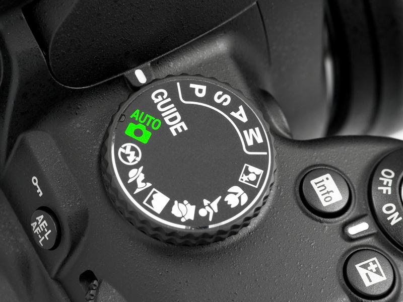 <b>「SCENE」モードの代わりに新設されたのが「GUIDE」モード。撮りたいシーンに合わせて項目を選ぶという初心者向けのモードだ</b>