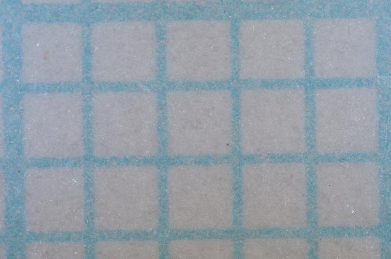 <b>中間リング1つ(撮像面倍率 4.4倍)。約5mm×3.3mmの範囲が写る</b>
