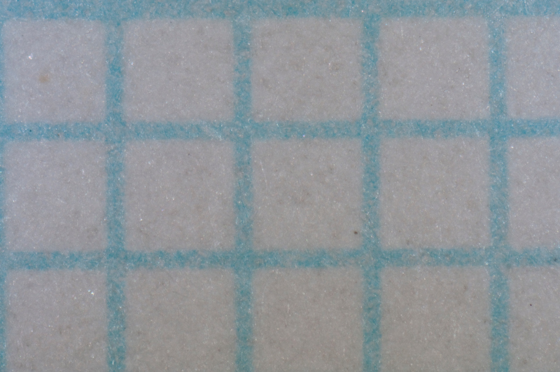 <b>中間リング2つ(撮像面倍率の5.2倍)。約4.5mm×3mmの範囲が写る</b>