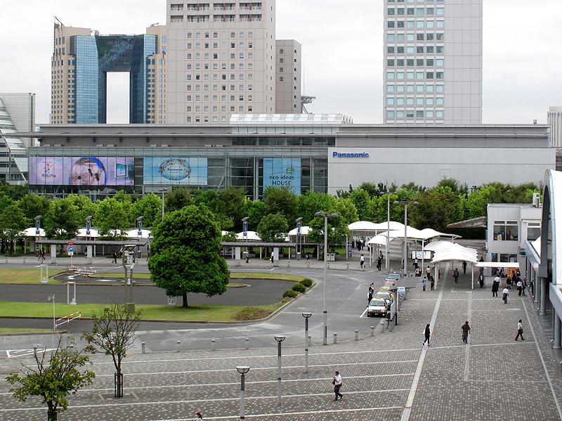 <strong>発表会の会場となったパナソニックセンター東京</strong>