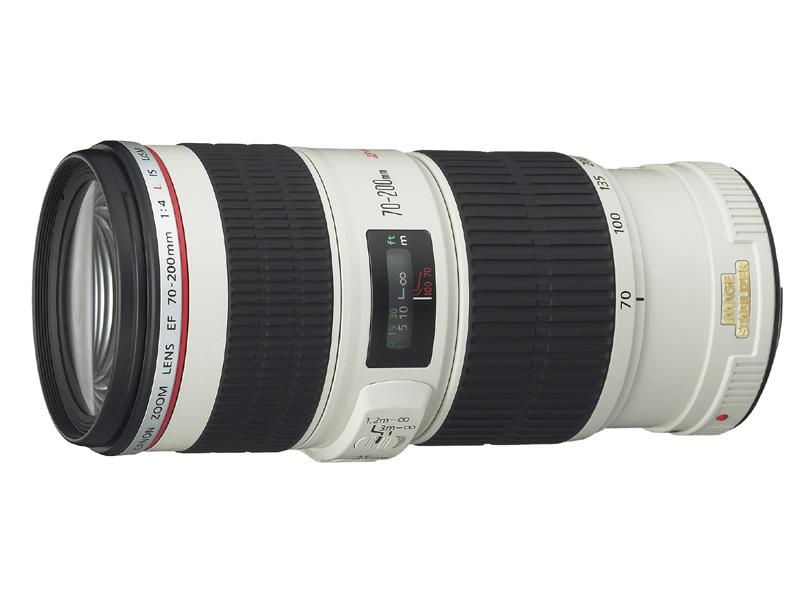 <b>EF 70-200mm F4 L IS USM</b>