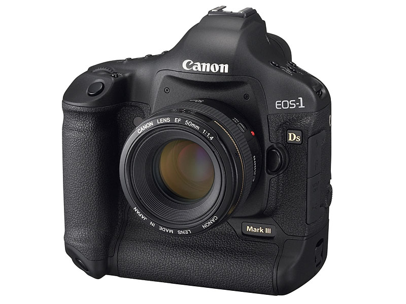 <STRONG>EOS-1Ds Mark III</STRONG>