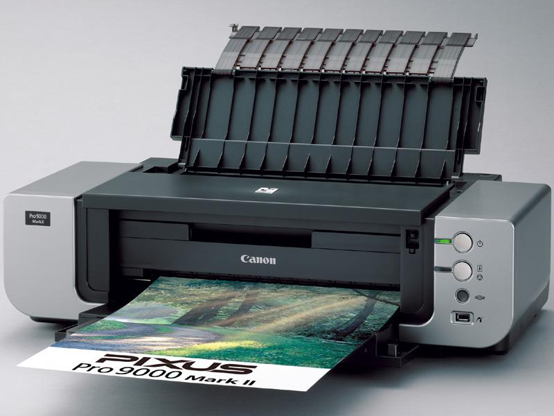 <STRONG>PIXUS Pro 9000 Mark II</STRONG>