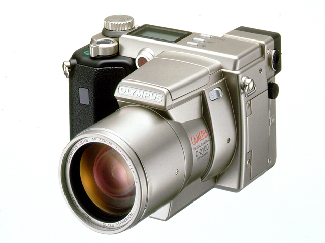 <b>CAMEDIA C-2100 Ultra Zoom</b>