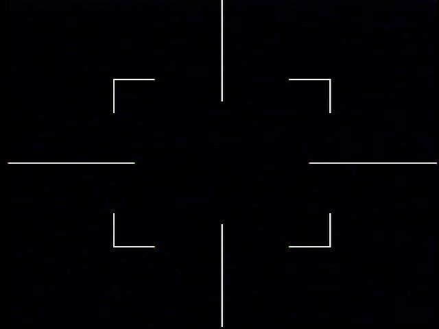 <b>縦横2分割をベースに、中心からグリッド線を省略</b>