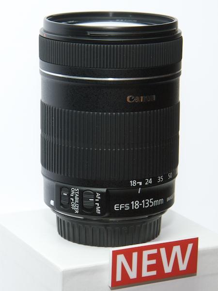 <b>EF-S 18-135mm F3.5-5.6 IS</b>