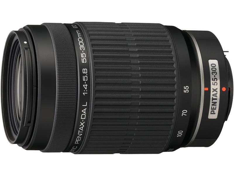 <b>DA L 55-300mm F4-5.8 ED</b>