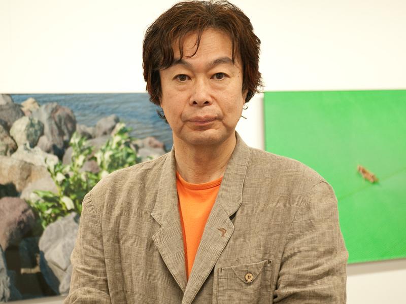 <b>小林のりおさんは写真集『LANDSCAPE』で日本写真協会賞新人賞(1986年)、『FIRST LIGHT』で木村伊兵衛賞(1993年)を受賞した</b>