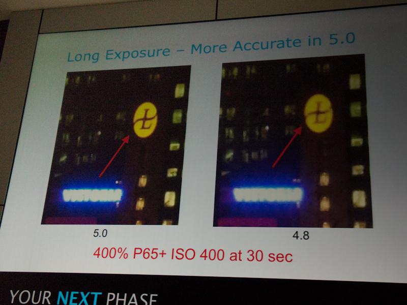 <b>画像読み込み時の画質も向上。写真は4倍に拡大したところの比較</b>
