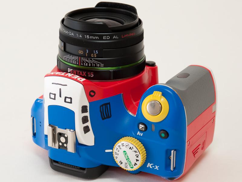 <b>DA 15mm F4 ED AL Limited</b>