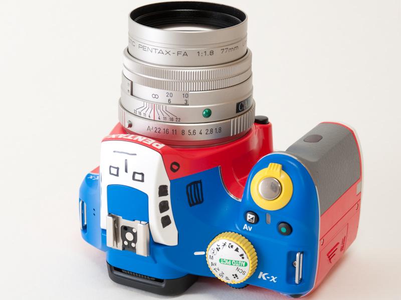 <b>FA 77mm F1.8 Limited</b>
