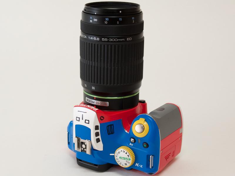 <b>DA 55-300mm F4-5.8 ED</b>