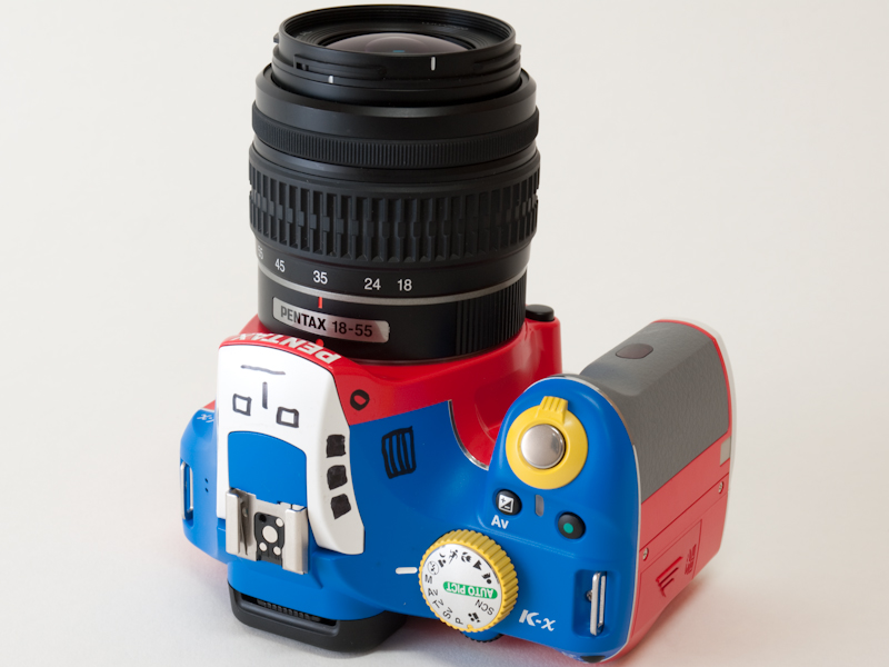 <b>DA L 18-55mm F3.5-5.6 AL(ブラック)</b>
