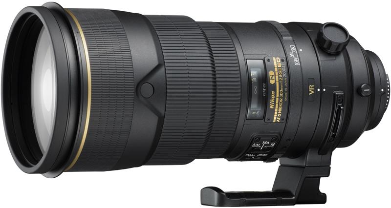 <b>AF-S NIKKOR 300mm F2.8 G ED VR II</b>