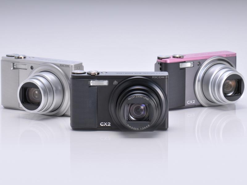 <b>CX2(2009年9月発売)</b>