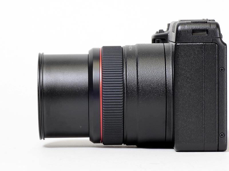 <b>GR LENS A12 50mm F2.5 Macroでの最短撮影時</b>