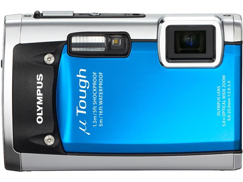 <b>μTOUGH-6020(ブルー)</b>