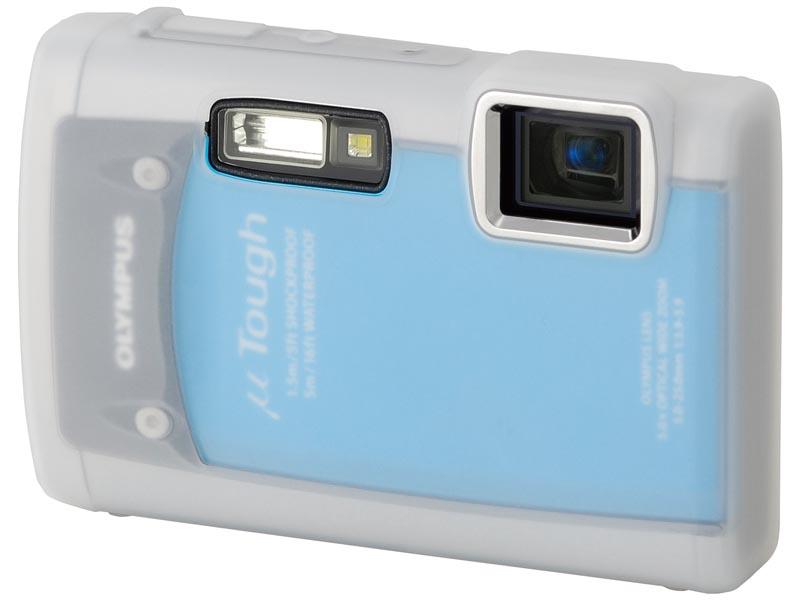 <b>シリコンカメラジャケット「CSCH-72」(3,150円)</b>