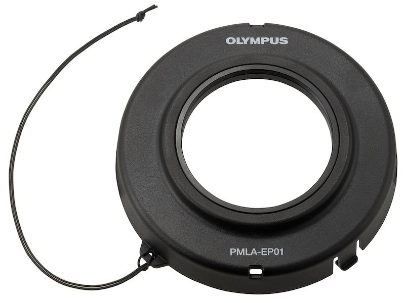 <b>M.ZUIKO DIGITAL ED 14-42mm F3.5-5.6用マクロレンズアダプター「PMLA-EP01」(5,775円)</b>